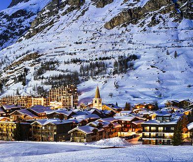 Val d'Isere – raj dla narciarzy