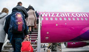 Wizzair – koniec z małym, bezpłatnym bagażem podręcznym