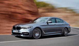 """Nowe BMW serii 5 idzie tropem """"siódemki"""""""