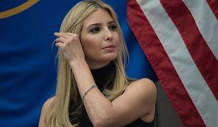 Ivanka Trump chciała wykorzystać wpływy swojego ojca i najadła się wstydu