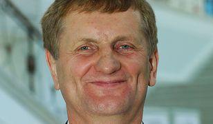 Jeden z autorów protestu, b. poseł PiS Jerzy Gosiewski (na zdj. z 2007 r.)