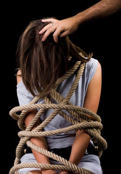 Współczesne kobiety-niewolnice