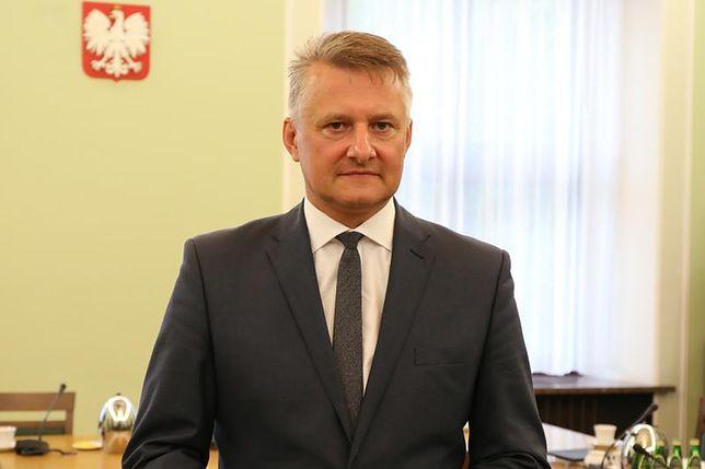 Płk. Piotr Rękosiewicz nowym komendantem Straży Marszałkowskiej