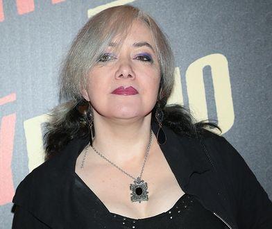 """Anja Orthodox została blondynką. To koniec jej """"mrocznego"""" wizerunku?"""