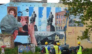 Polska - murale, czyli miejskie dzieła sztuki