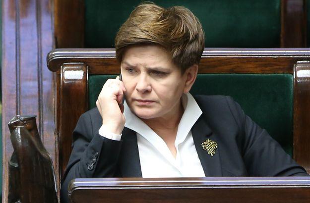 Beata Szydło zabrała głos ws. Jakiego: nie odwołam go, to mocny punkt mojego rządu
