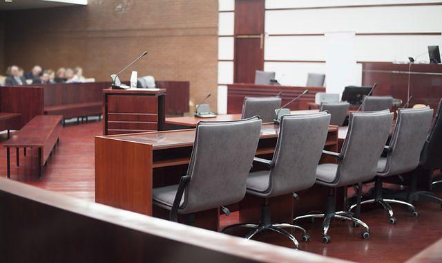 W samo południe sędziowie odwieszą togi. Oficjalnie to nie protest
