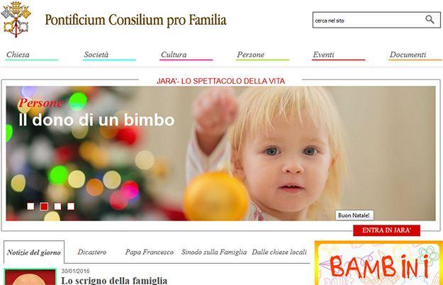 Watykan stworzył stronę internetową dla dzieci
