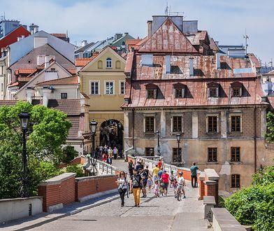 Lublin - cenne znalezisko w pobliżu ratusza