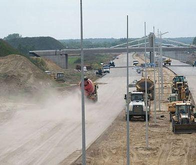 Budowana trasa S17 połączy Warszawę z Via Carpatia