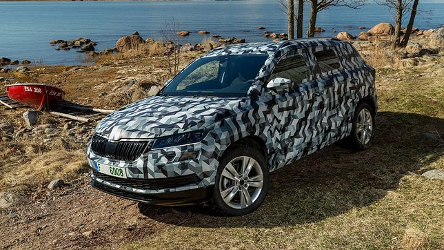 Škoda potwierdza nazwę Karoq i podaje datę premiery nowego SUV-a