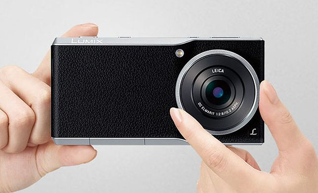 Fotograficzny smartfon, z którego nie da się dzwonić