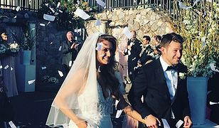 Bajkowy ślub Marty Krupy