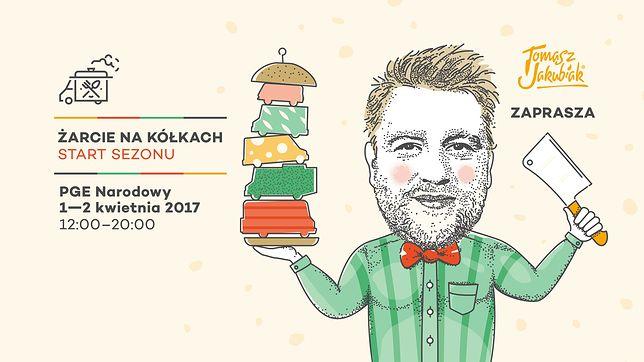 Nadjeżdża żarcie na kółkach - największa kulinarna impreza w Polsce