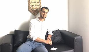 Ahmad Alattal w Ośrodku Kultury Muzułmańskiej