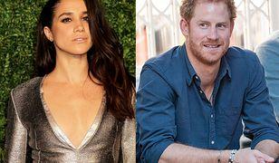 Książę Harry poznał przyszłego teścia i szwagra!