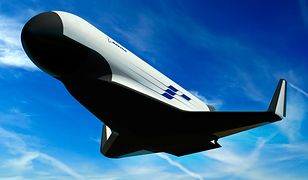 Amerykanie będą mieli nowy supersamolot. Potężny silnik i zdolność do lotów w kosmos