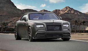 Genewa 2017: Rolls-Royce Dawn Mansory - premiera