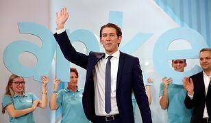 Wybory w Austrii. 31 proc. dla partii 31-latka