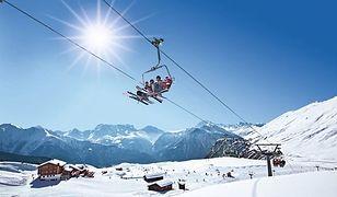 Szwajcaria - zimowe aktywności