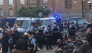 Około 30 kibiców z Polski zostało zatrzymanych.