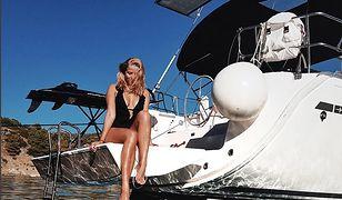 Jessica Mercedes: gwiazda internetu na bajecznych wakacjach
