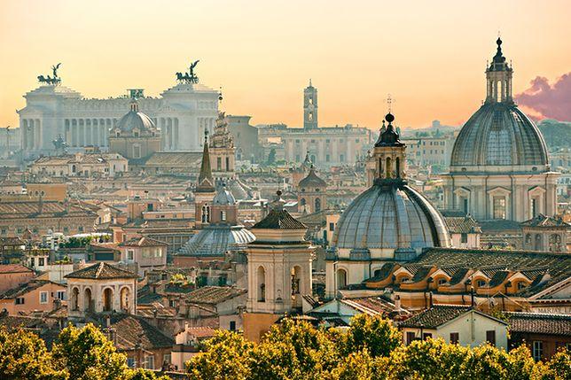 Rzym - kanonizacja Jana Pawła II