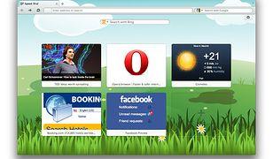 Opera 12 - nowa wersja już do pobrania