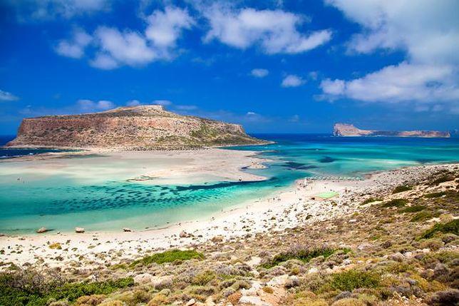 Zatoka Balos, Kreta - Kreta - najciekawsze atrakcje - WP