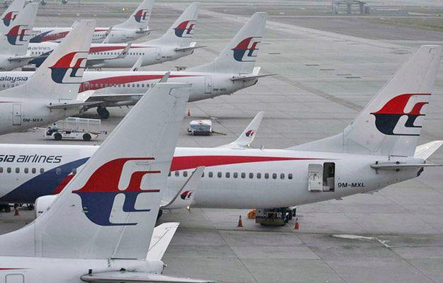 Boeing 777 malezyjskich linii lotniczych zaginął 8 marca 2014 r.