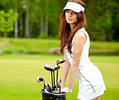 Stroje golfistek za skąpe? Amerykanie będą je karać za dekolt i spódniczki