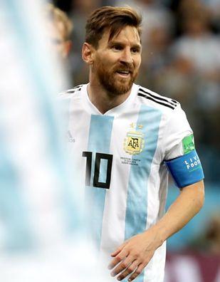 Bunt w reprezentacji Argentyny