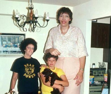 Sandy Allen liczyła 232 cm wzrostu