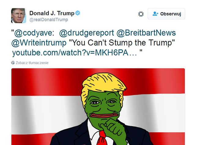 Donald Trump mem