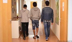 Prostytucja wśród młodych uchodźców.