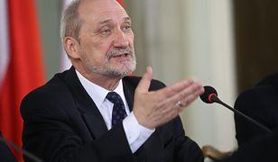 Antoni Macierewicz: w KPRM odkryto dysk ze zdjęciami ws. Smoleńska