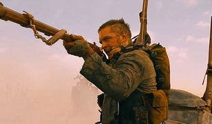Tom Hardy jako Mad Max! WIDEO