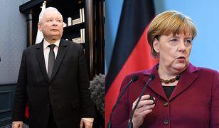 Tajna wizyta u Merkel. Polityczny dylemat Jarosława Kaczyńskiego