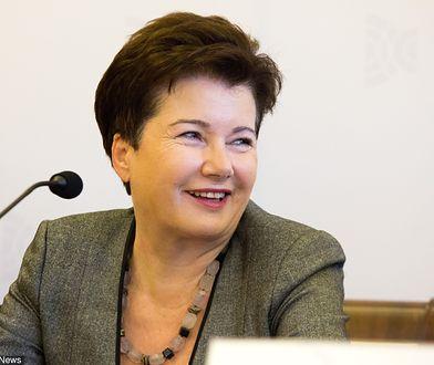 Hanna Gronkiewicz-Waltz twierdz, że komisja weryfikacyjna jest niekonstytucyjna