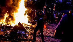 Zamieszki w Hamburgu