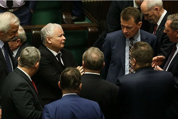"""PiS wstrzymuje się z podziałem Mazowsza? """"Nie chcieliśmy rozpoczynać konfliktu na nowym polu"""""""