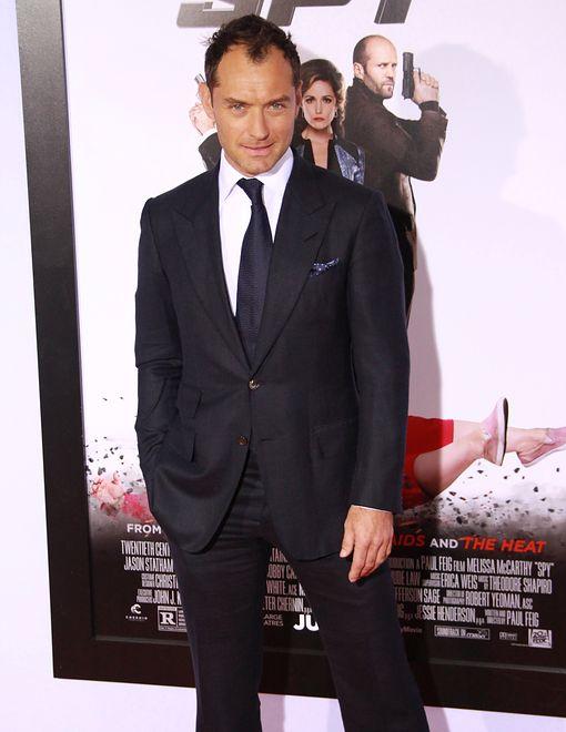 Jude Law na długo zapamięta wyjście do kina