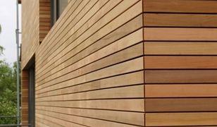 Drewniana elewacja z cedru. Szlachetne oblicze fasady domu