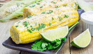 Gotowana kukurydza. Miękka, pyszna i maślana