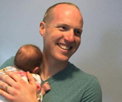 Hope urodziła się z noworodkowym zespołem abstynencyjnym.