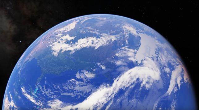 Nowa odsłona Google Earth. Teraz dostępna w przeglądarce Chrome