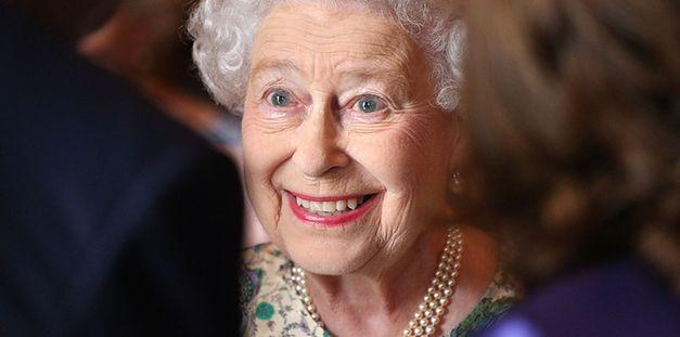 Królowa Elżbieta odwiedziła prawnuka!