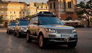 Pierwsze hybrydy Land Rovera