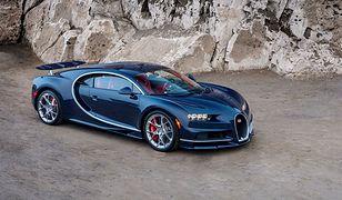 Na razie tylko 200 osób zamówiło Bugatti Chirona