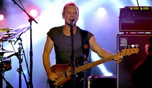 Sting z muzycznym Noblem. Doceniono go za całokształt twórczości